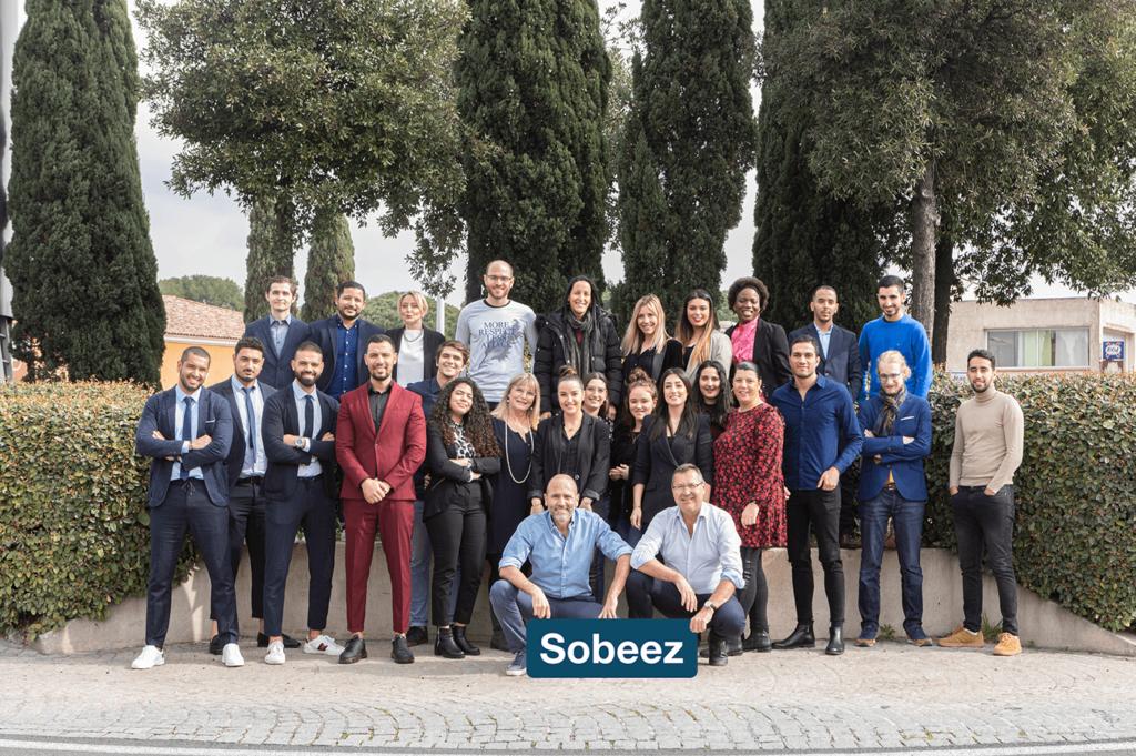 Photo équipe SOBEEZ